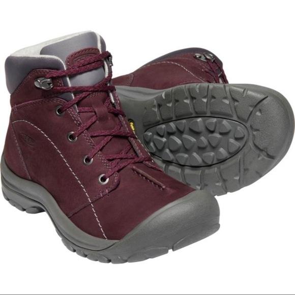 🔸SOLD🔸KEEN Kaci Winter Waterproof Mid Boot -4° F